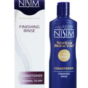 Finishing Rinse Conditioner by Nisim