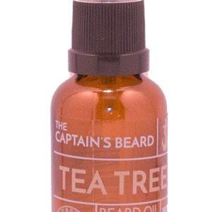 The Captains Beard Oil