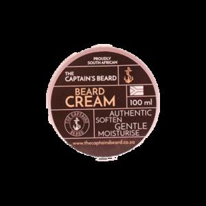 The Captains Beard Cream